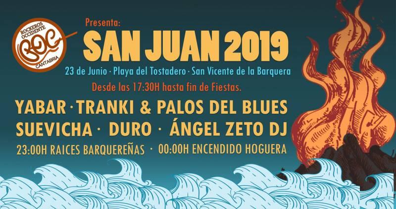 San Juan 19 – Rockeros de Occidente