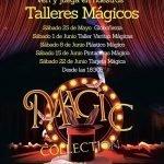 Talleres mágicos para niños en CC Peñacastillo