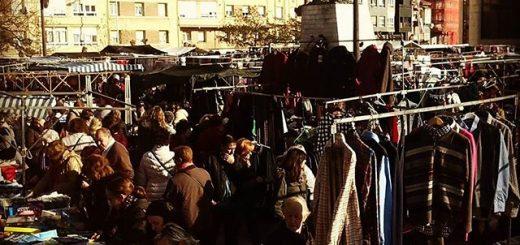 Mercados semanales en Cantabria