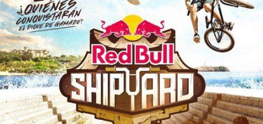 BMX Red Bull Shipyard en Santander