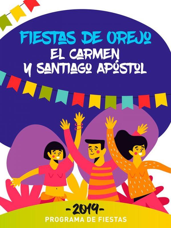 Fiestas de Santiago en Orejo 2019