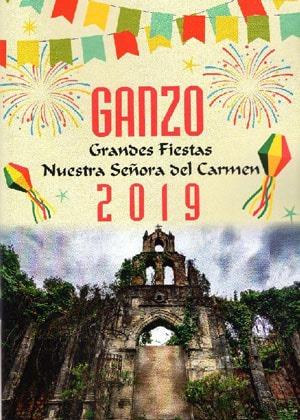 Fiestas del Carmen en Ganzo 2019