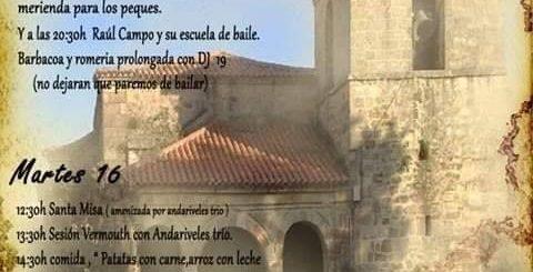 Fiestas del Carmen en Las Pilas 2019