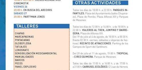 Pequegrande,actividades para niños en Santander