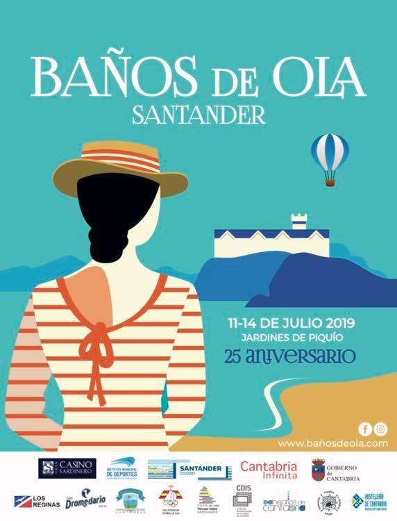 Baños de Ola 2019