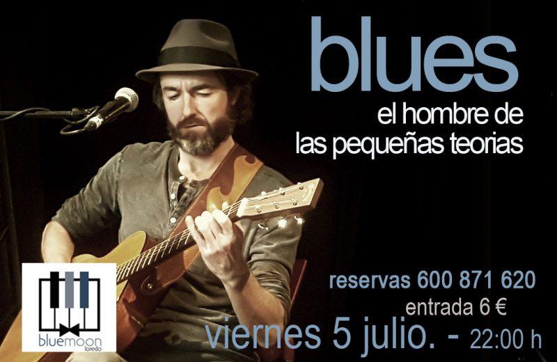 BLUES en EL BlueMoon de Loredo