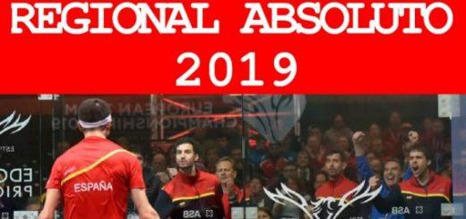 Campeonato Regional Absoluto de Squash 2019