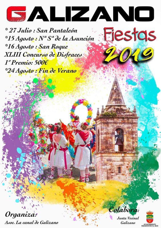 Fiestas de Galizano 2019