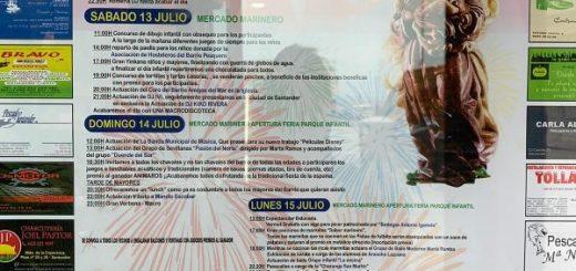 Fiestas del Carmen 2019 en el Barrio Pesquero