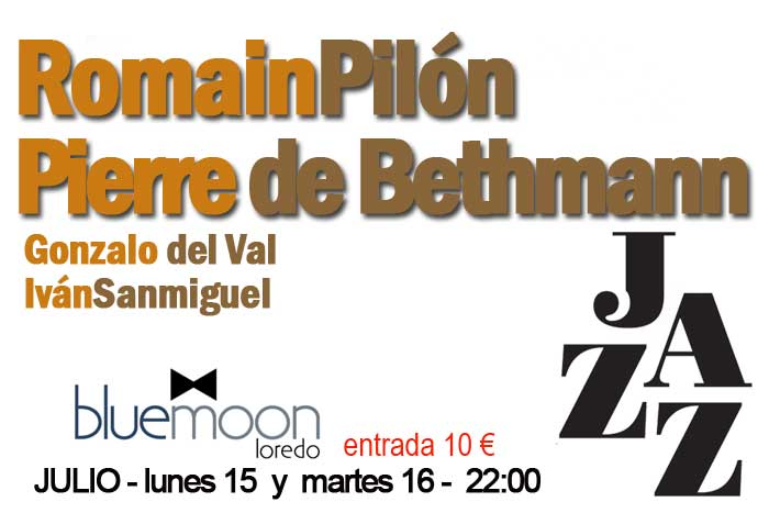 Jazz ROMAIN PILON quartet