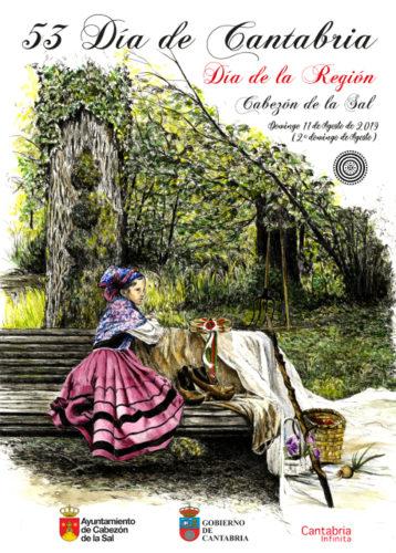 Día de Cantabria y fiestas de Cabezón de la Sal 2019