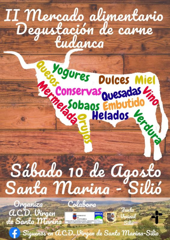 Fiestas de Santa Marina (Silió)