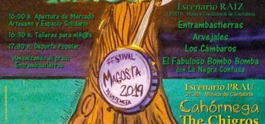 Festival Magosta 2019 en A.C. Octubre de Torrelavega