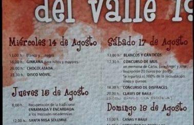 Fiestas de La Puente del Valle en Valderredible 2019