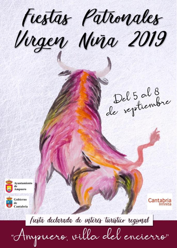 Fiestas de La Virgen Niña en Ampuero 2019
