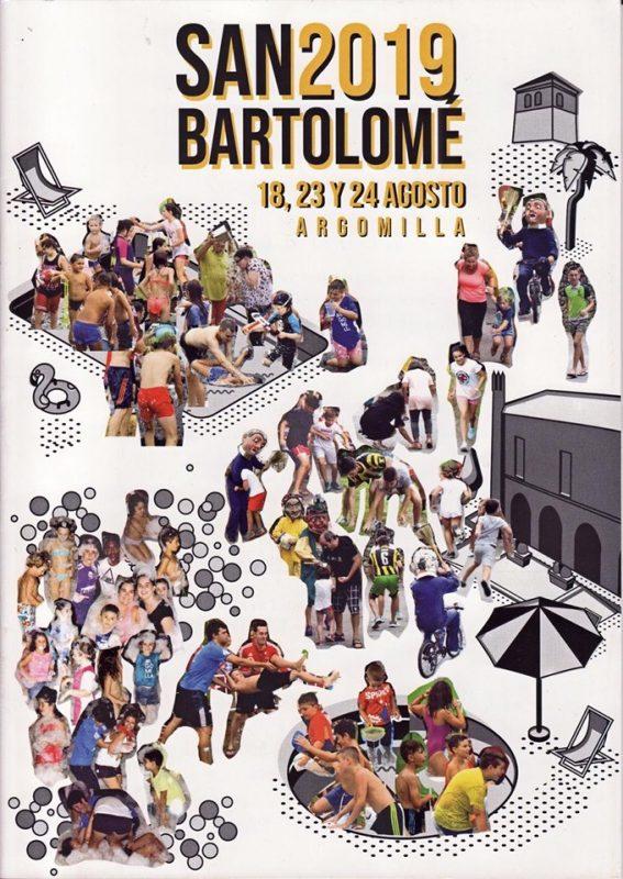 Fiestas de San Bartolomé en Argomilla de Cayón 2019