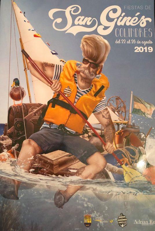 Fiestas de San Ginés en Colindres 2019