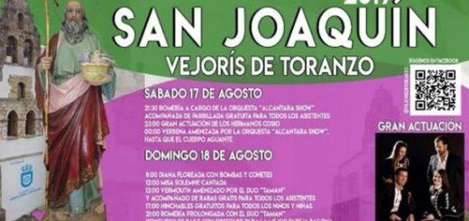 Fiestas de San Joaquín en Vejorís de Toranzo 2019