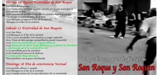 Fiestas de San Roque en Carriazo 2019