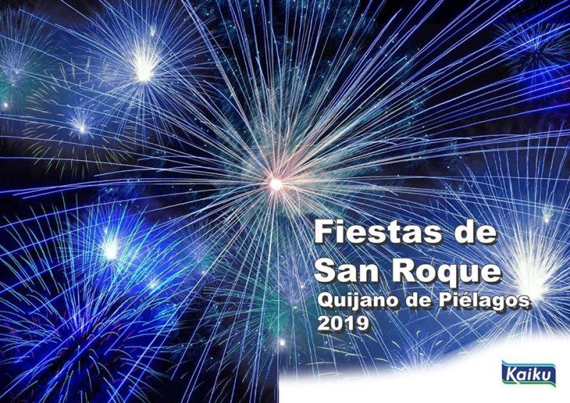 Fiestas de San Roque en Quijano de Piélagos 2019