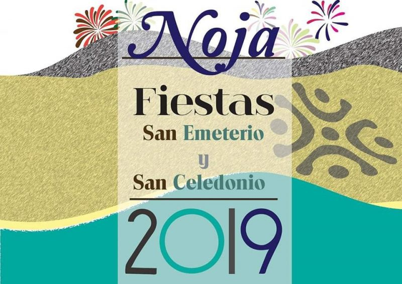 Programa Fiestas de San Emeterio y San Celedonio 2019 en Noja