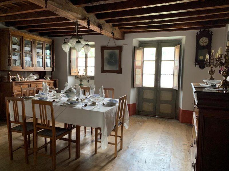 Visita a la Casa de las Doñas de Enterrias