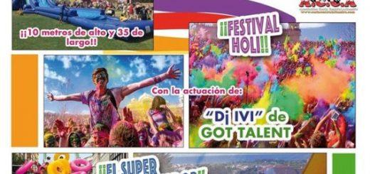 Fiesta para niños Torrelavega se Divierte 2019