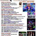 Fiestas de La Cruz en Potes 2019 y día de Liébana