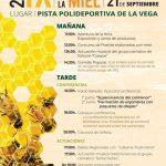 IX Feria de la miel en Liébana
