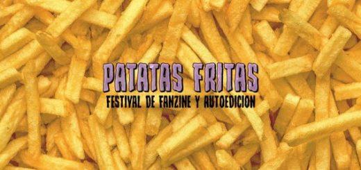 PATATAS FRITAS festival de fanzine y autoedición en Santander