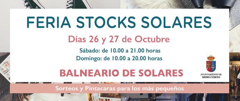 FERIA DE STOCKS SOLARES