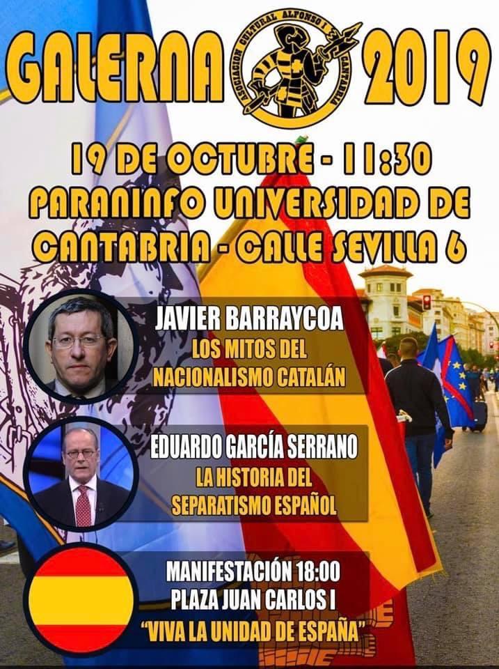 Charlas informativas y concentración en Santander