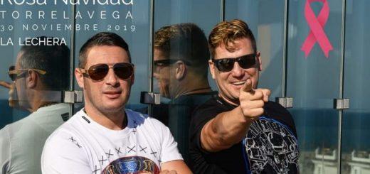 Concierto solidario de Andy y Lucas en Torrelavega