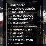 Conciertos octubre 2019 en el Zeppelim de Santander