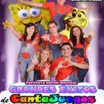 Espectáculo CANTAJUEGOS en Santander