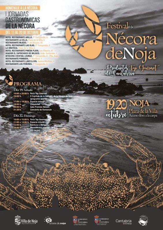 Festival de la nécora en Noja