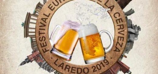 Festival europeo de la cerveza 2019 en Laredo