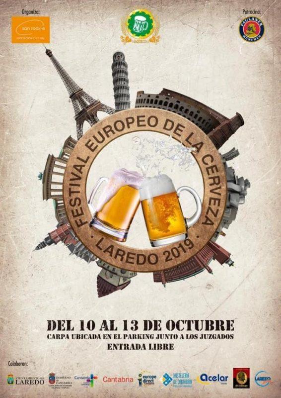 Festival europeo de la cerveza 2019