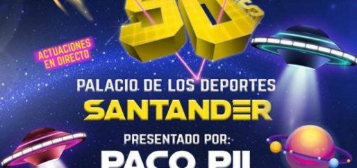 Festival Un viaje a los 90 en Santander