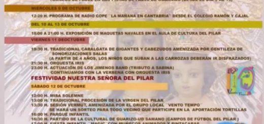 Fiestas del Pilar 2019 en Guarnizo