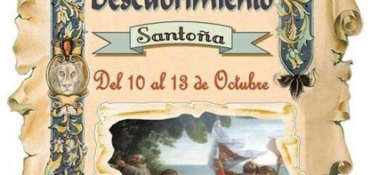 Mercado del descubrimiento en Santoña