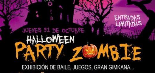Party Zombie en Marina de Cudeyo