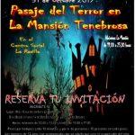 Pasaje del Terror en la Mansión Tenebrosa