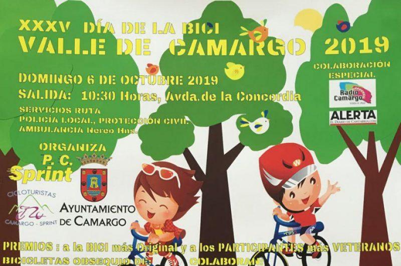 XXV Día de la bici Valle de Camargo