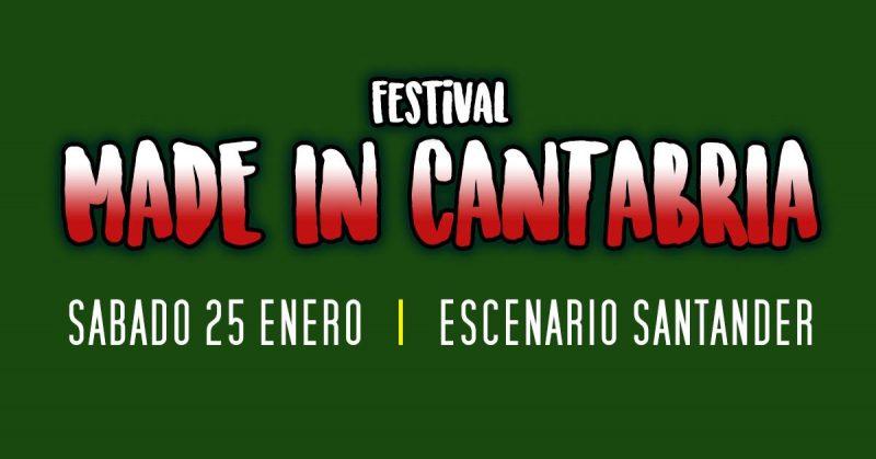 Festival Made in Cantabria en Santander