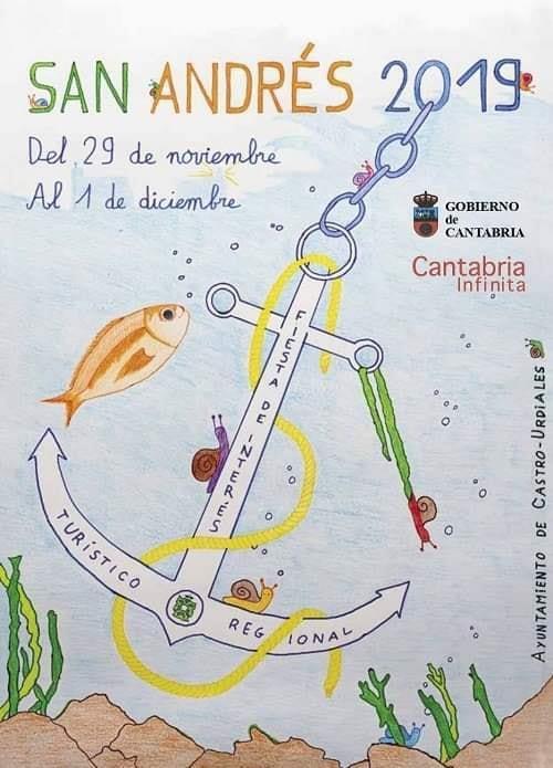Fiestas de San Andrés 2019 en Castro Urdiales