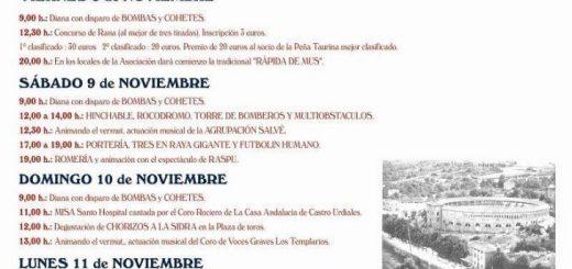 Fiestas de San Martín 2019 en Urdiales