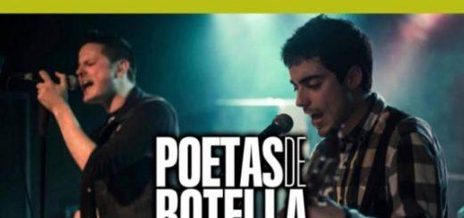 Poetas de botella Acústico en Santander