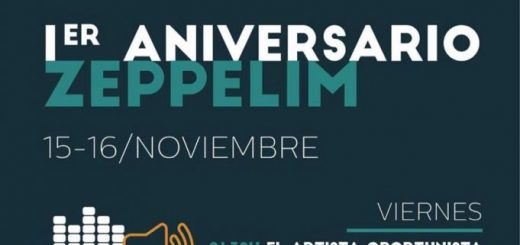 Primer aniversario del Zeppelim