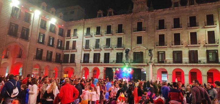 Santander se vistió de Halloween 2019